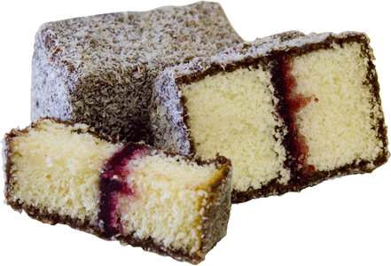 The Lamington Cake